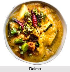 Dalma Recipe, Odiya Cuisine