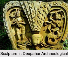 Deopahar Archaeological Site, Golaghat, Assam