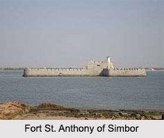 Fort St. Anthony of Simbor, Diu