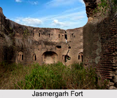 Jasmergarh Fort, Hiranagar, Jammu and Kashmir