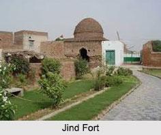Jind Fort, Haryana