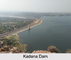 Kadana Dam, Gujarat