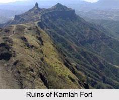 Kamlah Fort, Himachal Pradesh