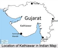 Kathiawar, Gujarat