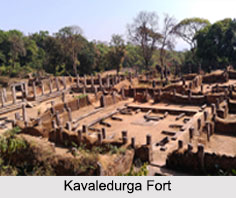 Kavaledurga Fort, Shimoga District, Karnataka