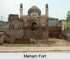 Meham Fort, Haryana