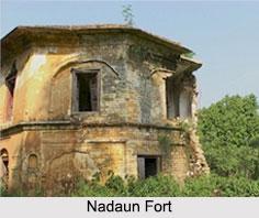 Nadaun Fort, Himachal Pradesh
