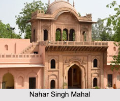 Nahar Singh Mahal, Faridabad District, Haryana