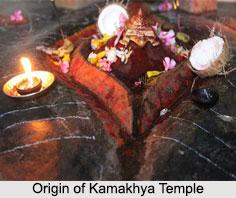 Origin of Kamakhya Temple