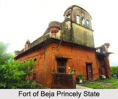 Princely State of Beja, Himachal Pradesh