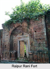 Raipur Rani Fort, Panchkula District, Haryana