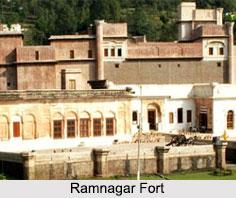 Ramnagar Fort, Jammu and Kashmir