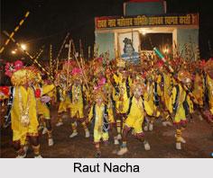 Raut Nacha, Folk Dances of Chhattisgarh