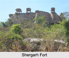 Shergarh Fort, Bihar