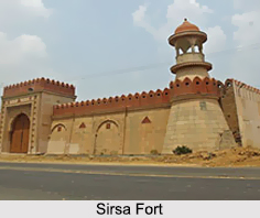 Sirsa Fort, Haryana