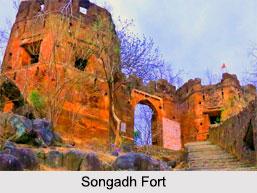 Songadh Fort, Tapi District, Gujarat