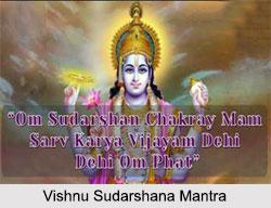 Vishnu Sudarshana Mantra, Kundalini Meditation