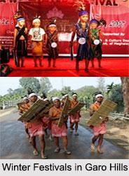 Winter Festivals in Garo Hills, Meghalaya