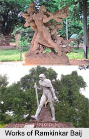 Ramkinkar Baij, Indian Sculptor