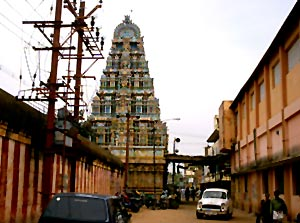 Oppiliyappan Koil  Kumbakonam, South India