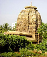 Parashurameswar Temple, Orissa