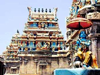Parthasarathi Temple,Triplicane