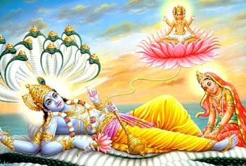 Padmanabha, Lotus-Navel