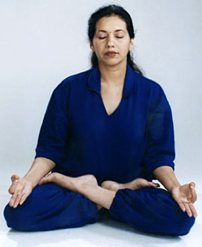 Padmasana, Meditative Asanas