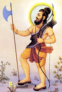 Parasurama, Incarnation Of Vishnu