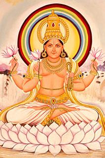 Parjanya, Hindu God Of Rain