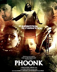 Phoonk (2008), Indian Movies