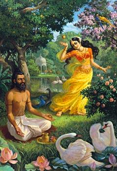 Purvachitti and Agnidhra