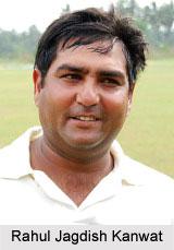 Rahul Jagdish Kanwat, Rajasthan Cricketer