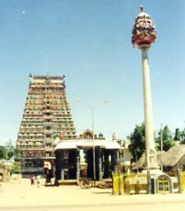 Mannargudi Sri Rajagopalaswamy in Thanjavur,  Tamil Nadu