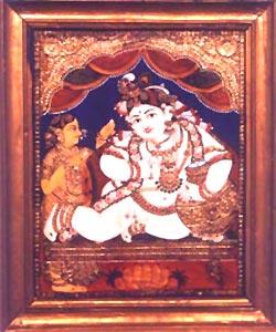 Rajaraja Chola Art Gallery  in Thanjavur, Tamil Nadu