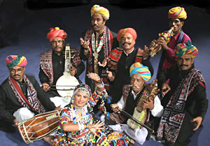 Rajasthani Music - Rajasthani theatre, Indian Theatre