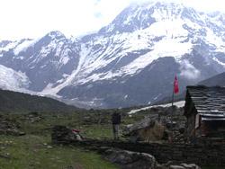 The Pindari Glacier, Bageshwar, Uttarakhand