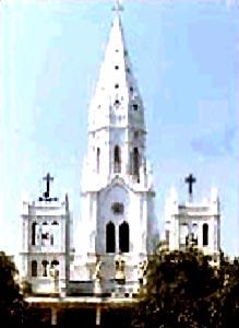Poondi Madha Shrine