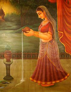 Pradakshina, Indian Ritual
