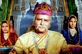 Prithviraj Kapoor, Indian Cinema