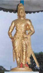 Thanjavur , Tamil Nadu-Raja Raja Cholan