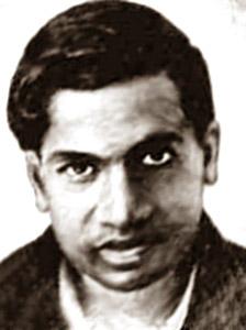 S ramanujan, of Tamil Nadu
