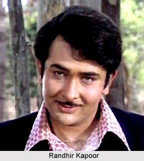 Randhir Kapoor, Indian Movie Actor