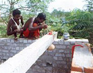 Rituals for roof