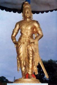 Royal Museum  in Thanjavur, Tamil Nadu