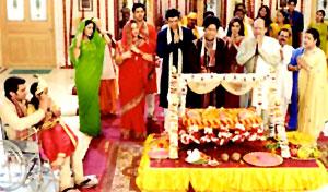 Saarthi, TV serial
