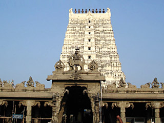 Ramanathaswamy Temple, Rameswaram, Tamil Nadu