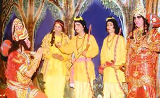 Ramlila, Indian Play