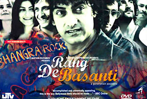 Rang de Basanti , Indian movie