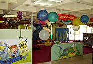 Chidrens corner at Regional Science Centre, Guwahati